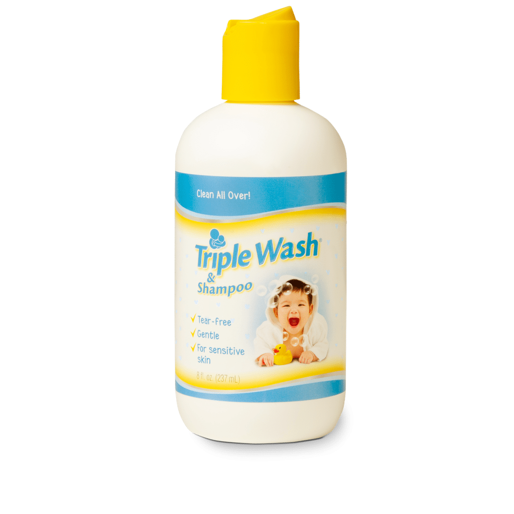 Image of Triple Wash Gentle Baby Body Wash/Shampoo