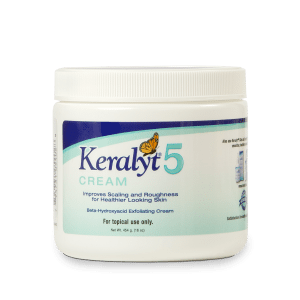 dry skin solution Keralyt 5 cream