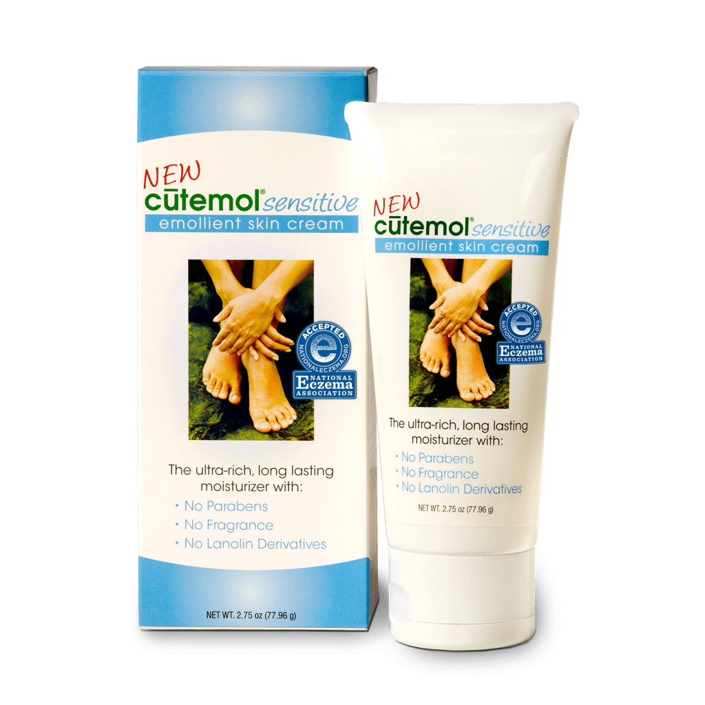 Image of Cutemol Sensitive Emollient Cream